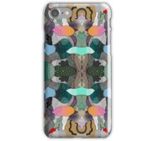 Abstraction Lined iPhone Case/Skin