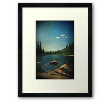 If It Could Be Just You and Me Framed Print