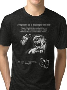 Fragment of a deranged dream Tri-blend T-Shirt