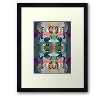 Abstraction Un-Lined Framed Print
