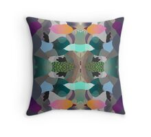 Abstraction Un-Lined Throw Pillow