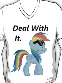 Deal With It -Dash  T-Shirt
