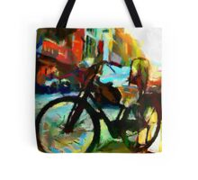 The Daily Commuter Tote Bag
