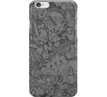 Fading Doodles iPhone Case/Skin