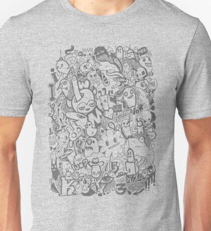 Fading Doodles Unisex T-Shirt