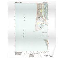 USGS Topo Map Washington State WA Point Brown 243165 1955 24000 Poster