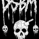 D.S.B.M. Depressive Suicidal Black Metal by MetalheadMerch