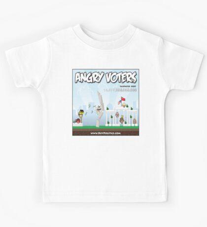 Angry Voters Kids Tee