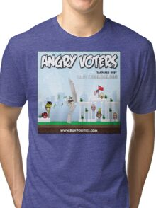 Angry Voters Tri-blend T-Shirt