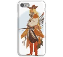 Boots & Hat Celegorm  iPhone Case/Skin
