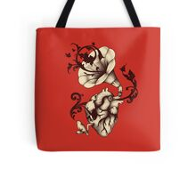 Listen to your heart Tote Bag