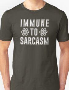Big Bang Theory Immune to Sarcasm T-Shirt