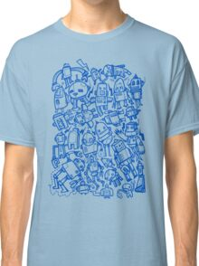 Lots of Robots Classic T-Shirt