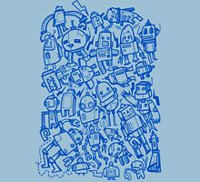 Lots of Robots Unisex T-Shirt