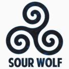 SourWolf (blue) by iheartgallifrey