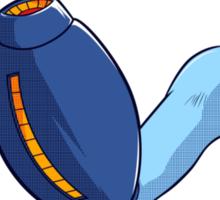 Arm & Buster  Sticker