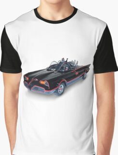 1966 Batmobile Graphic T-Shirt