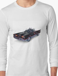 1966 Batmobile Long Sleeve T-Shirt