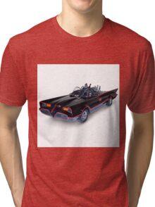 1966 Batmobile Tri-blend T-Shirt