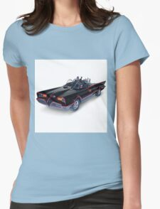 1966 Batmobile Womens Fitted T-Shirt