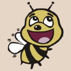 Bee Awesome by NewSignCreation