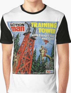 Action Man training tower Graphic T-Shirt