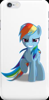 Rainbow Case by eeveemastermind
