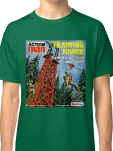 Action Man training tower Classic T-Shirt