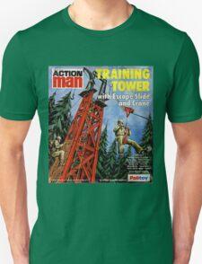 Action Man training tower Unisex T-Shirt