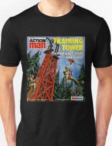 Action Man training tower T-Shirt