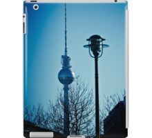 Berlin TV tower iPad Case/Skin