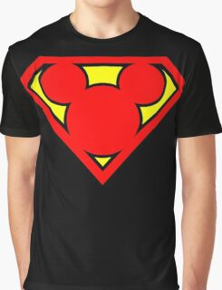 Super Mickey Graphic T-Shirt