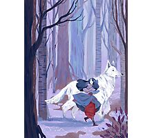Luthien to the Rescue Photographic Print
