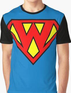 Super W Graphic T-Shirt