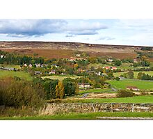 The North Yorkshire Moors Photographic Print