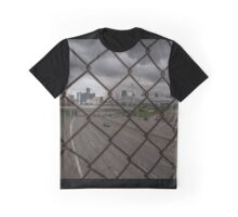 Detroit Fenced In  Graphic T-Shirt