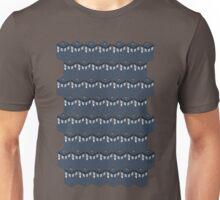 Timey-Wimey Tessellation Unisex T-Shirt