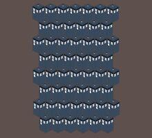 Timey-Wimey Tessellation T-Shirt