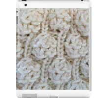 Orchard Stitch Knitting iPad Case/Skin