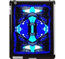 Blue Field iPad Case/Skin