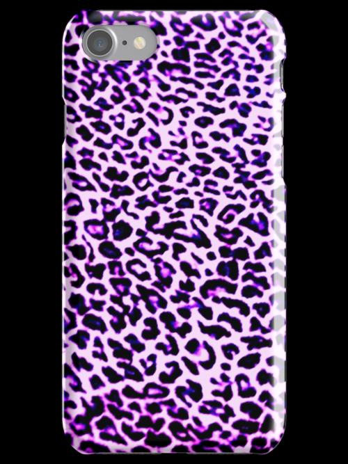 ை♠Vintage Leopard Print iPhone & iPod Cases♠ை by Fantabulous