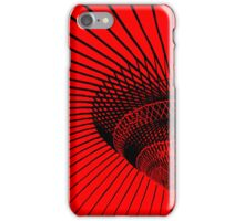 L'ombrelle Rouge iPhone Case/Skin