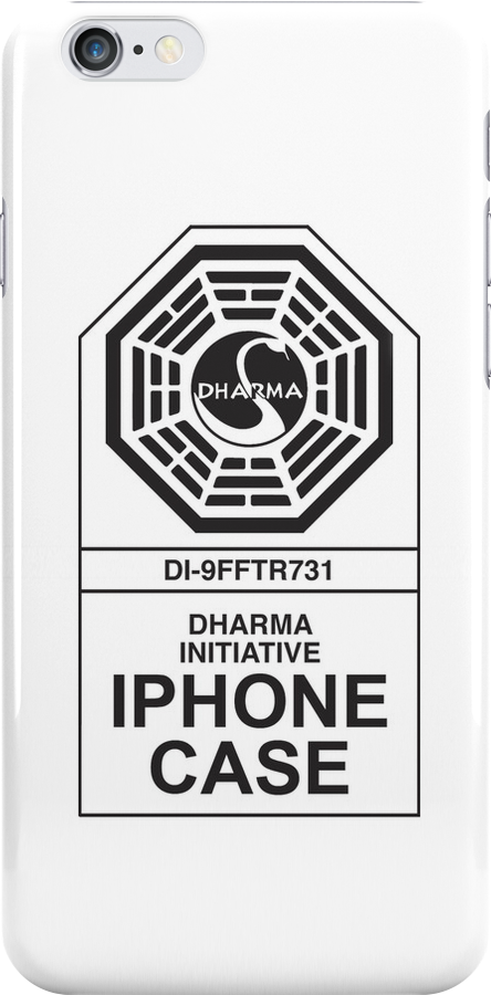 Dharma Initiative: Clean by JDCUK