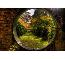 Wonderland - Bisley Gardens - Mt Wilson NSW Australia Photographic Print