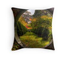 Wonderland - Bisley Gardens - Mt Wilson NSW Australia Throw Pillow