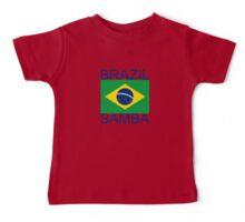 Brazil Samba Baby Tee