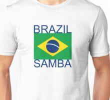 Brazil Samba Unisex T-Shirt