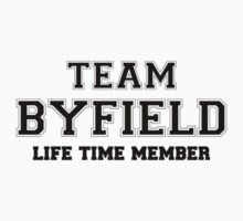 Team BYFIELD, life time member by stacigg