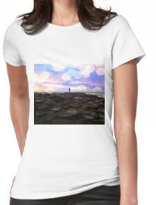 Causeway Dreamer Womens Fitted T-Shirt