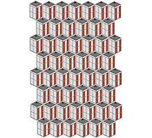 Bogus Tessellation Photographic Print